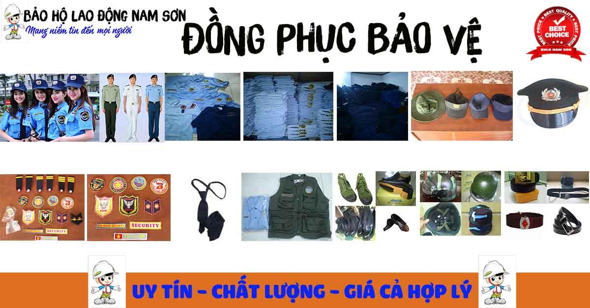 Dong phuc bao ho lao dong